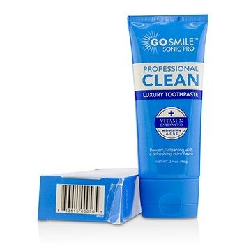 GoSmile Luxury Toothpaste - Mint (Box Slightly Damaged)