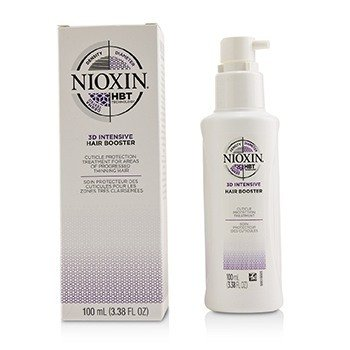 Nioxin 3D Intensive Hair Booster (Cuticle Protection Treatment For Areas Of Progressed Thinning Hair)