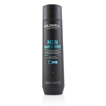Goldwell Dual Senses Men Hair & Body Shampoo (For All Hair Types)