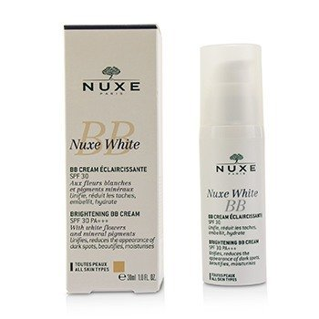 Nuxe Nuxe White Brightening BB Cream SPF 30 PA+++
