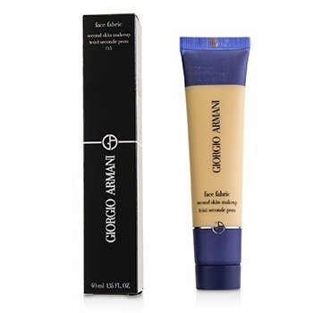 Giorgio Armani Face Fabric Second Skin Lightweight Foundation - # 0.5
