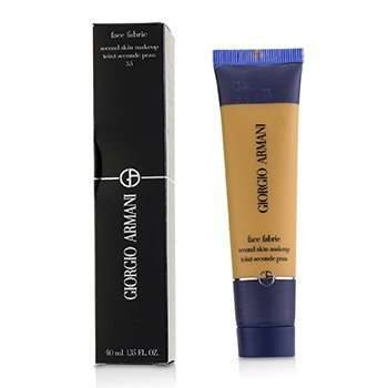 Giorgio Armani Face Fabric Second Skin Lightweight Foundation - # 3.5