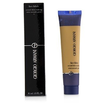 Giorgio Armani Face Fabric Second Skin Lightweight Foundation - # 4