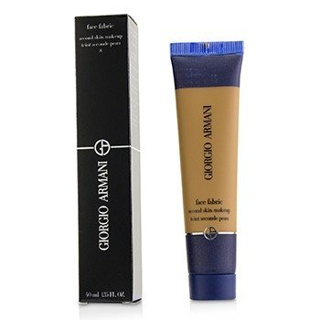 Giorgio Armani Face Fabric Second Skin Lightweight Foundation - # 8