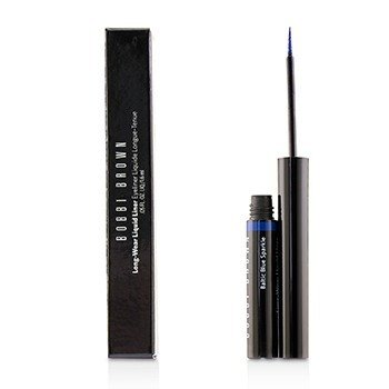 Bobbi Brown Long Wear Liquid Liner - # Baltic Blue Sparkle