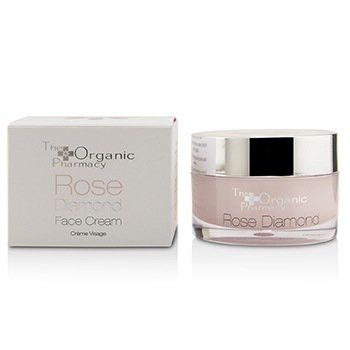 The Organic Pharmacy Rose Diamond Face Cream