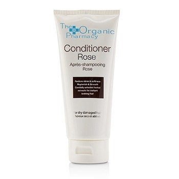 The Organic Pharmacy Rose Conditioner (For Dry Damaged Hair)