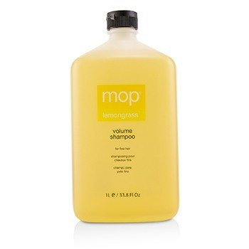 MOP MOP Lemongrass Volume Shampoo (For Fine Hair)