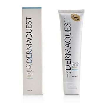 DermaQuest Essentials SheerZinc SPF 30 Tinted - Nude
