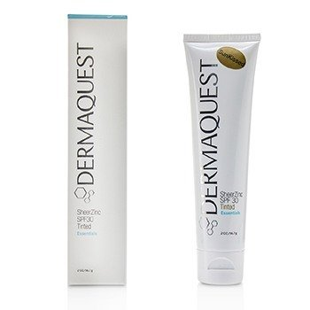 DermaQuest Essentials SheerZinc SPF 30 Tinted - Sunkissed