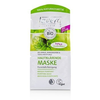 Organic Mint Purifying Mask