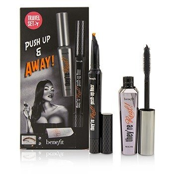 Benefit Theyre Real Push Up & Away Set