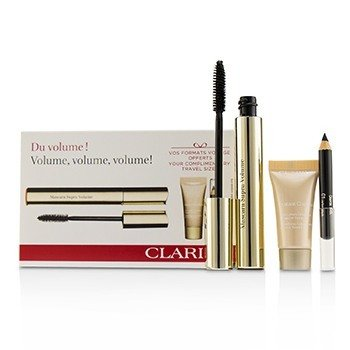 Clarins Mascara Supra Volume Set