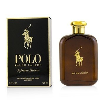 Ralph Lauren Polo Supreme Leather Eau De Parfum Spray