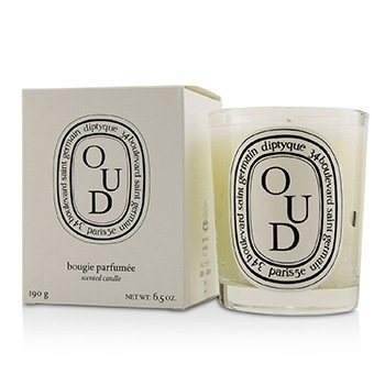 Diptyque Scented Candle - Oud
