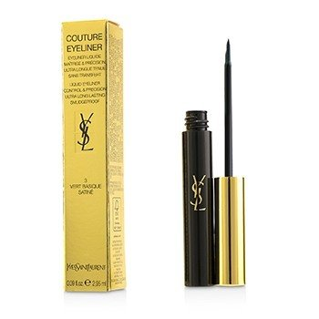 Yves Saint Laurent Couture Liquid Eyeliner - # 3 Vert Basique Satine