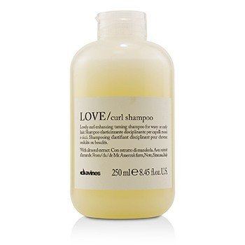 Love Curl Shampoo (Lovely Curl Enhancing Taming Shampoo For Wavy or Curly Hair)
