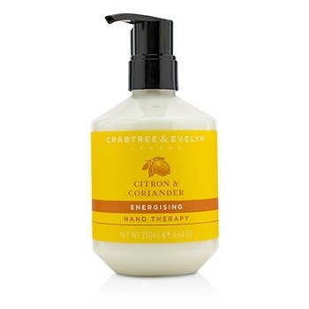 Crabtree & Evelyn Citron & Coriander Energising Hand Therapy