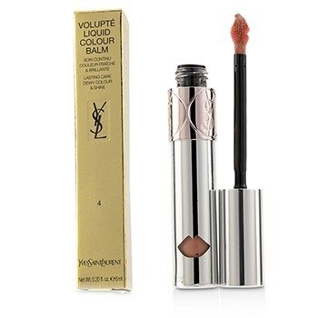 Yves Saint Laurent Volupte Liquid Colour Balm - # 4 Spy On Me Nude