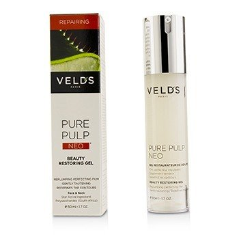 Velds Pure Pulp Neo Beauty Restoring Gel - For Face & Neck