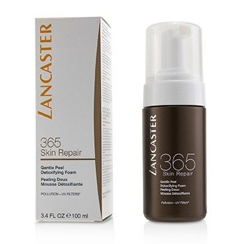 Lancaster 365 Skin Repair Gentle Peel Detoxifying Foam