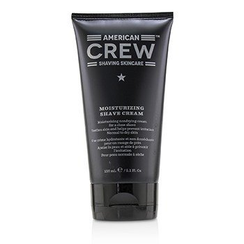 American Crew Moisturizing Shave Cream (For Normal To Dry Skin)