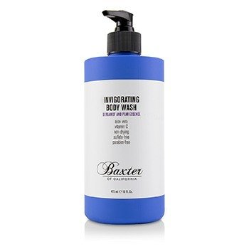 Baxter Of California Invigorating Body Wash - Bergamot and Pear Essence