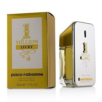 Paco Rabanne One Million Lucky Eau De Toilette Spray