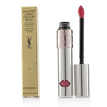 Yves Saint Laurent Volupte Liquid Colour Balm - # 2 Expose Me Rose