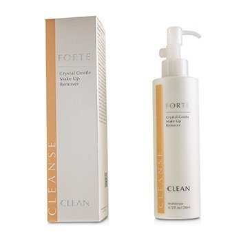 CLEAN Crystal Gentle Make Up Remover