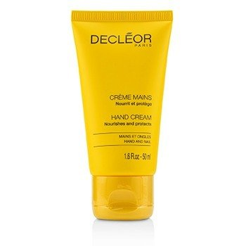 Decleor Hand Cream - Nourishes & Protects