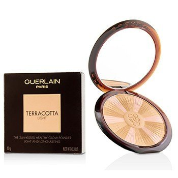 Guerlain Terracotta Light The Sun Kissed Healthy Glow Powder - # 00 Light Cool
