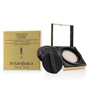 Yves Saint Laurent Touche Eclat Le Cushion Liquid Foundation Compact - #B40 Sand (Collector)