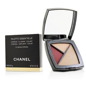 Chanel Palette Essentielle (Conceal, Highlight and Color) - # 170 Beige Intense