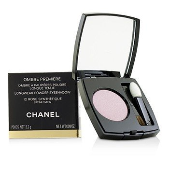 Chanel Ombre Premiere Longwear Powder Eyeshadow - # 12 Rose Synthetique (Satin)