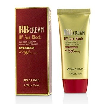 UV Sun Block BB Cream SPF50+ PA+++