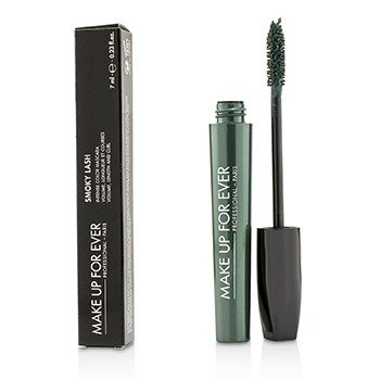 Make Up For Ever Smoky Lash Intense Color Mascara - #4 (Green)