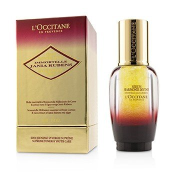 LOccitane Immortelle Divine Harmony Serum (Without Cellophane)