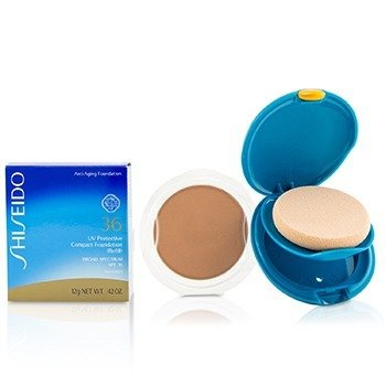 Shiseido UV Protective Compact Foundation SPF 36 (Case + Refill) - # SP20 Light Beige
