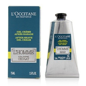 LOccitane LHomme Cologne Cedrat After Shave Gel Cream