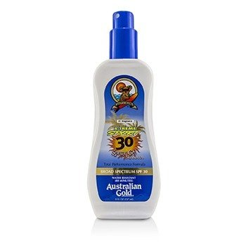 Australian Gold X-Treme Sport Spray Gel SPF 30