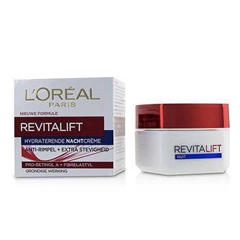Dermo-Expertise RevitaLift Night Cream 8185 (Box Slightly Damaged)