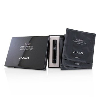 Chanel Le Lift Eye Beauty Box (1x Revitalizing Roll-On Serum 5ml + 20x Revitalizing Patches)
