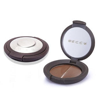 Becca Compact Concealer Medium & Extra Cover Duo Pack - # Walnut