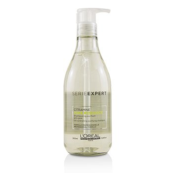 LOreal Professionnel Serie Expert - Pure Resource Citramine Oil Controlling Purifying Shampoo