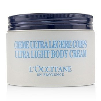 LOccitane Shea Butter 5% Ultra Light Cream For Body 01CL200K17/480007