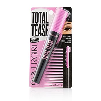 Covergirl Total Tease Full + Long + Refined Mascara - # 815 Brown