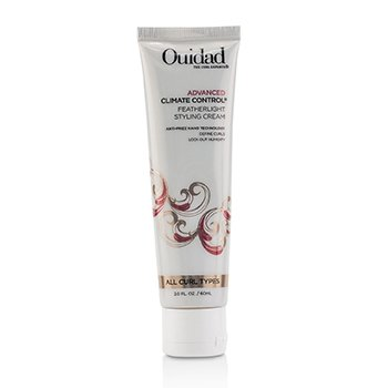 Ouidad Advanced Climate Control Featherlight Styling Cream (All Curl Types)
