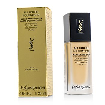 Yves Saint Laurent All Hours Foundation SPF 20 - # BD35 Warm Caramel