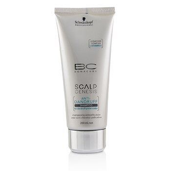 Schwarzkopf BC Bonacure Scalp Genesis Anti-Dandruff Shampoo (For Dandruff-Prone Scalps)